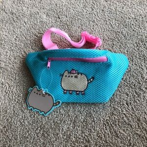 Pusheen pink and blue fannypack